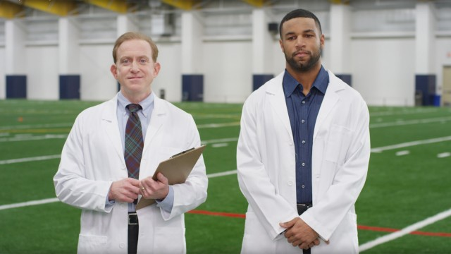 Dr. Golden Tate - Lesson #1 - ACL Injuries