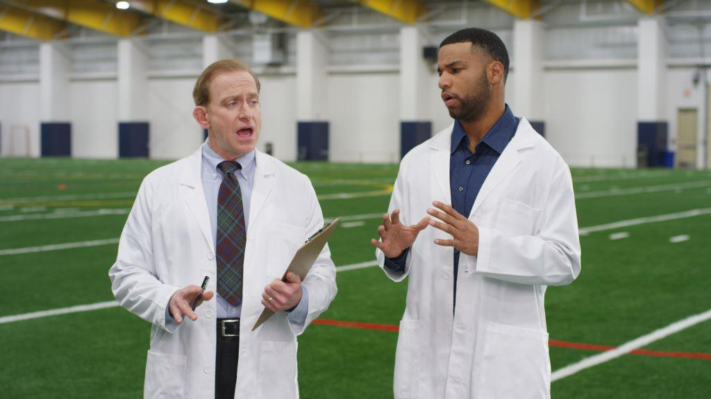 Dr.Golden Tate